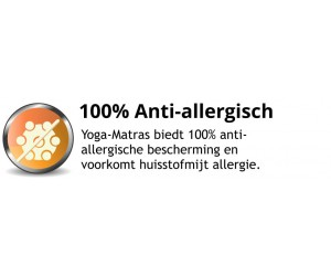 100% Anti-allergisch